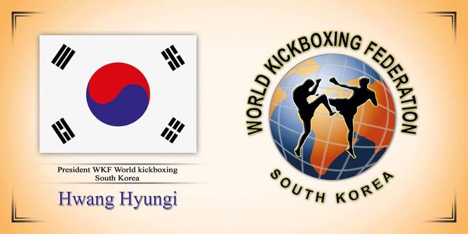 WKF SOUTH KOREA